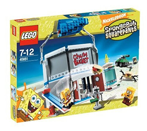 Top 9 Best LEGO Spongebob SquarePants Sets Reviews in 2019 8