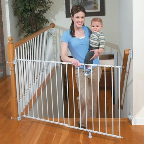 Amazon Com Summer Infant Sure And Secure Extra Tall Top Of Stairs