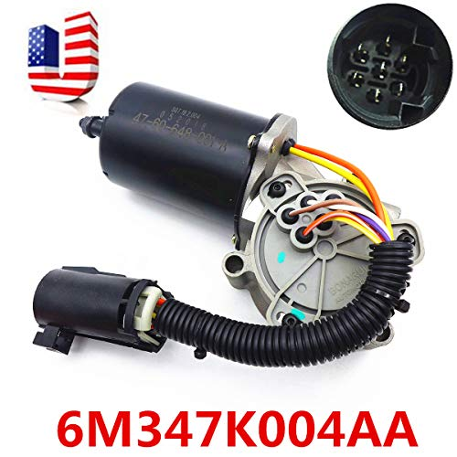 Transfer Case Shift Encoder Motor Actuator, 4WD, for Ford Ranger 2007-2011 PJ/PK, for 2006-2011 Mazda BT50 UN model, for After 2006 Great Wall Hover Wingle X200 V200 X240 H3 H56M347K004AA,4760648001A ()