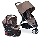 Review of Britax B-Agile 35 Travel System, Sandstone