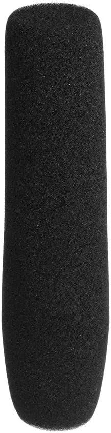 Andoer Microphone Windscreen Windshield Sponge Foam Cover for Video Camera F Shotgun Condenser Microphone