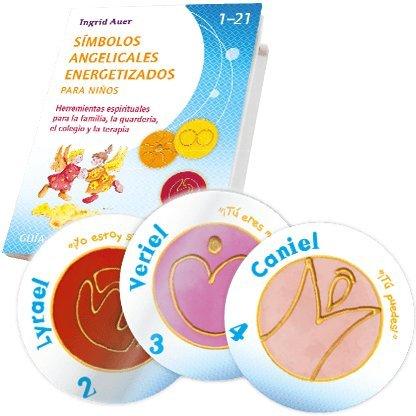 Amazon.com: Ingrid Auer SÍMBOLOS ANGELICALES para NIÑOS - 21 ...
