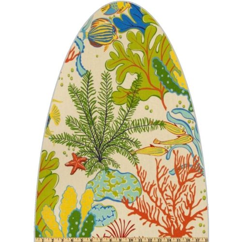 Premium Cover for Broan NuTone Wall Mounted Ironing Boards - Under The Sea Print ClarUSA (Ironing Board Cover 12 X 42)