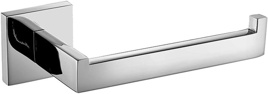 Oferta amazon: Fontic Acero Inoxidable Portarrollos para Papel Higiénico Suspensión de Toalla Tocador Tejido Almacenamiento Baño Acabado en Cromo