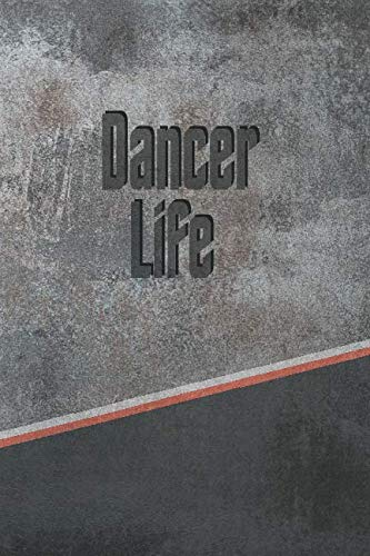 Dancer Life: Personalized Isometric Dot Notebook 120 pages 6