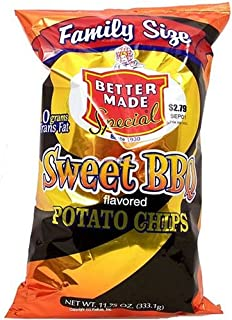 product image for Sweet BBQ Flavored Potato Chips