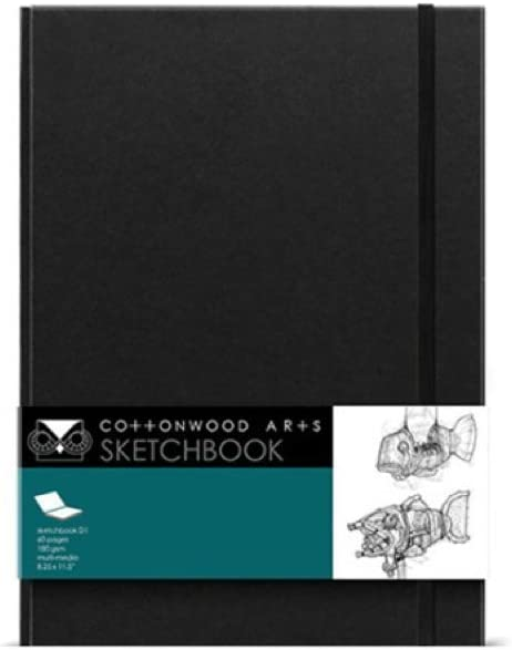 Cottonwood Designer Sketchbook 8.25X11.5