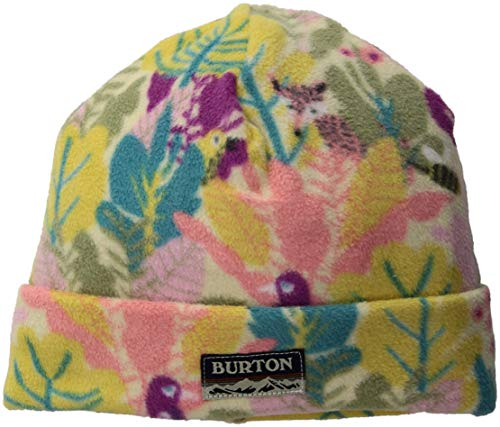 Burton Boys Mini Fleece Beanie, Forest Friends, One Size