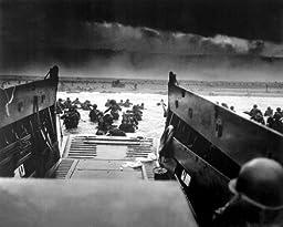 World War II WWII D-Day Landing Photo US Military Photos 8x10