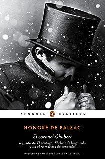 El coronel Chabert par de Balzac