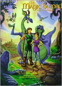 Book The Magic Sword: Quest for Camelot