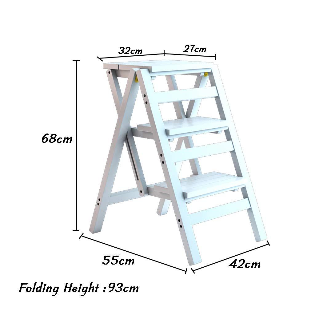 Amazon.com: Cocina y oficina con escalera plegable de ...