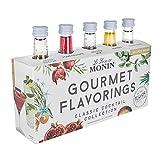 Monin - Cocktail Syrup Set - 5 x 50ml