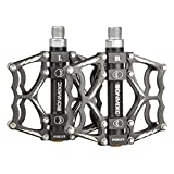 Bonmixc Bicycle Pedals 9/16' Cycling Sealed Bearing Bike Pedals