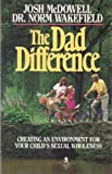 The Dad Difference, Josh McDowell and Norm Wakefield, 0898402522
