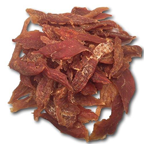 Bon Apetit Chicken Jerky Dog Treats 100% Pure - USDA/FDA Approved- 2 lbs (32oz) Box - Fda Chicken Jerky