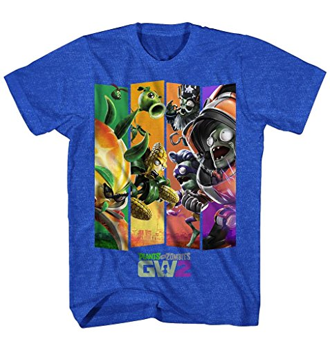Zombie Clothing (Plants vs. Zombies Big Boys' GW2 Fate Interrupted Tee S(8))