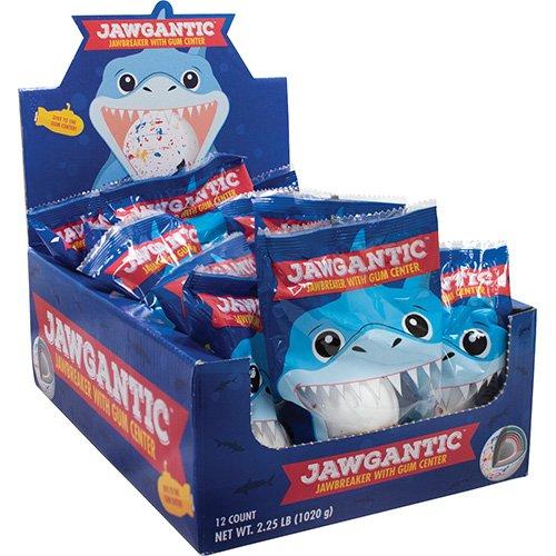 Jawgantic Jawbreaker With Gum Center   12 2 Ct