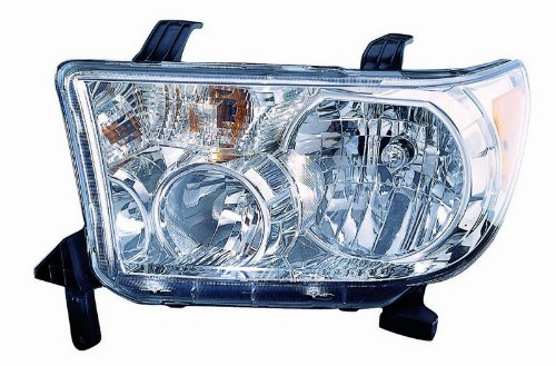Headlight Assembly W/LEVEL ADJUSTER Driver Side ()