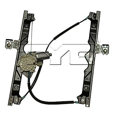 TYC 660429 Jeep Grand Cherokee Front Right Replacement Window Regulator