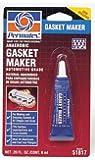 Permatex 51817 Anaerobic Gasket Maker, 6 ml Tube