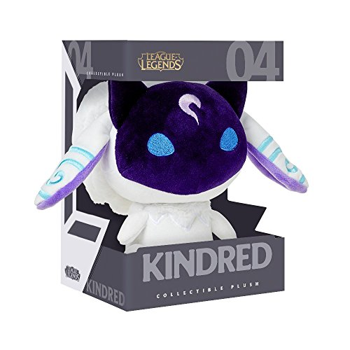 League of Legends Official Collectible Plush, Kindred