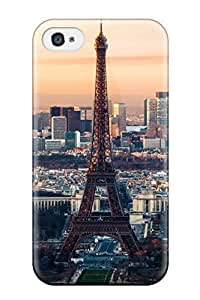 New Cute Funny City Of Paris Case Cover/ Iphone 4/4s Case Cover