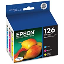 Epson America T126520 Color Multi Pack DURABrite 12