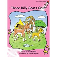 Red Rocket Readers: Pre-Reading Fiction Set A: Three Billy Goats Gruff (Reading Level 1/F&P Level A)