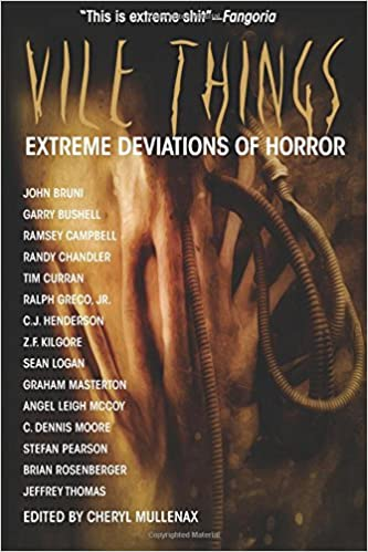 The Devil Lives in Jersey (From the horror anthology Vile Things: Extreme Deviations of Horror)