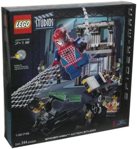 Lego Spider-Man #1376 Spider-Man Action Studio
