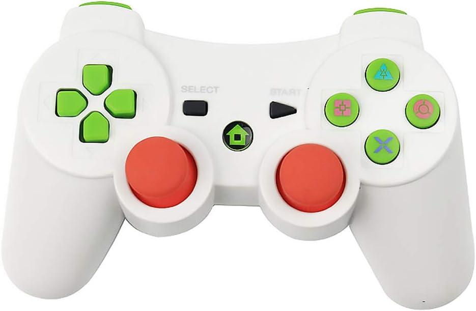 Morza Contr/ôleur Bluetooth sans Fil de Jeu sans Fil pour PS3 Manette Gamepad Jeux vid/éo Poign/ée Joystick