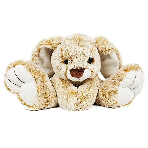 Easter Basket Stuffers 8 Inch Plush Bunny Rabbit Toys - Cute Stuffed Animal For Boys Or Girls Gifts ()