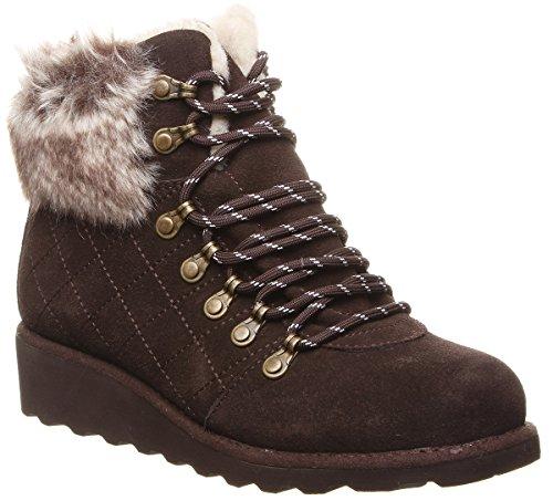 BEARPAW Janae Women's Boot 6 B(M) US Chocolate