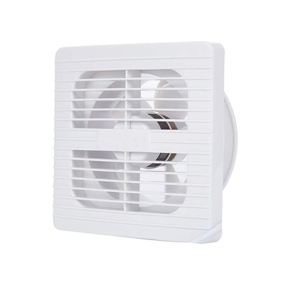 Moolo Ventilation Fan, Office Bathroom Kitchen Wall-Mounted Exhaust Fan