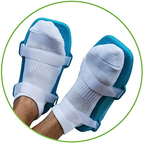 Icy Feet ICEFP Plantar Fasciitis Relief , Blue, Pair by Icy Feet (Image #5)