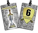 Disc Golf Bag Tags Custom Designed with Your Logo / Numbered - Set of 25 Tags