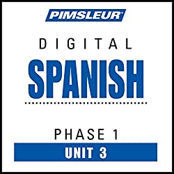 Spanish Phase 1, Unit 03