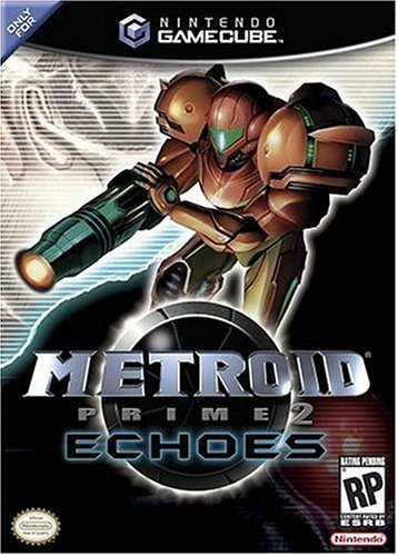Metroid Prime 2 Echoes Gamecube