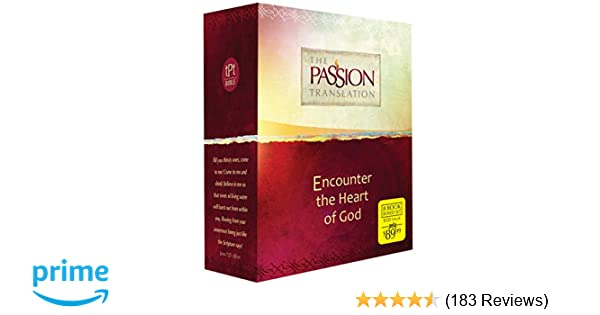 The Passion Translation: 8-in-1 Collection: Brian Simmons