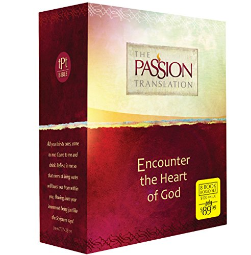 The Passion Translation: 8-in-1 Collection (The Passion Of The Christ In The Bible)