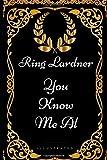 You Know Me Al: By Ring Lardner - Illustrated