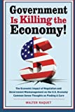 img - for Government is Killing the Economy: The Economic Impact of Regulation and Government Mismanagement on the U.S. Economy ? Common Sense Thoughts on Finding A Cure book / textbook / text book