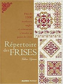 Répertoire Des Frises Plus De 1100 Bordures Angles Et