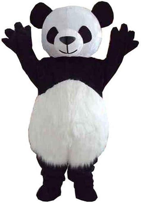 Details about  /Panda Bear Mascot Costume Fancy Dress Adult Suit Party Dress Gift Surprise