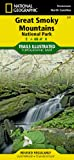 Great Smoky Mountains National Park (Trails Illustrated Map # 229) (National Geographic Maps: Trails Illustrated)