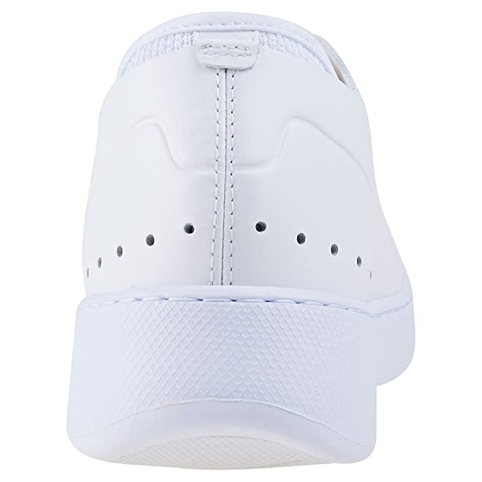 Amazon.com: Lacoste Eyyla 317 Womens Trainers White White - 8 UK: Clothing