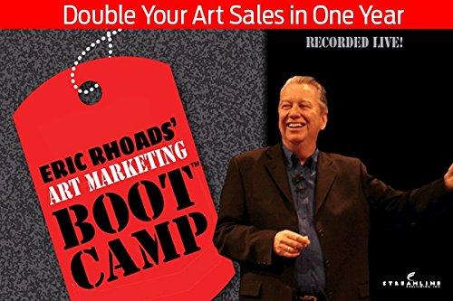 Eric Rhoads' Art Marketing Boot Camp [DVD] ()