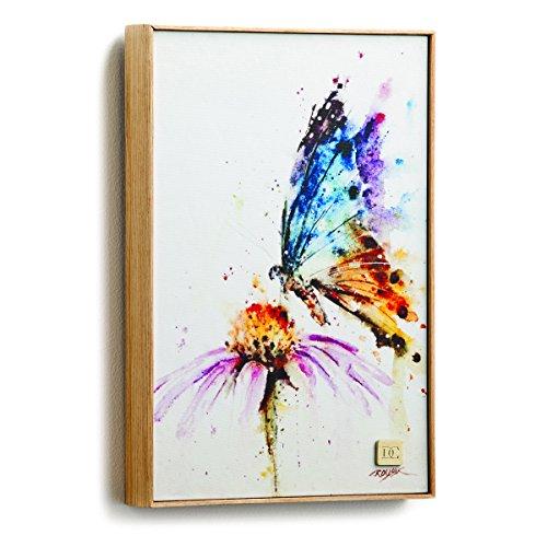 Demdaco Big Sky Carver Garden Visitor Butterfly Wall Art