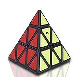 MoYu Pyraminx Triangle Speed Cube Puzzles YJ8230 ,Black